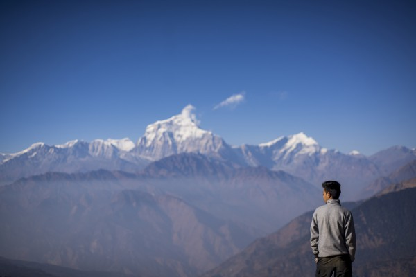 Everest Trek Through High Passes Passes
